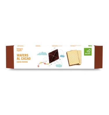 Wafers al Cacao