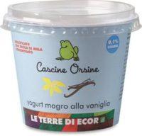 Yogurt magro alla Vaniglia Cascine Orsine
