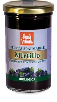Frutta spalmabile Mirtillo