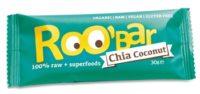 Chia e Cocco – Barretta 100% cruda
