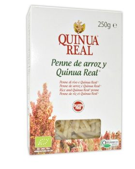 Penne di Riso e Quinoa s/glutine - Quinoa Real®