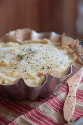 Sformato di cavolfiore e patate con tofu (VEG!)