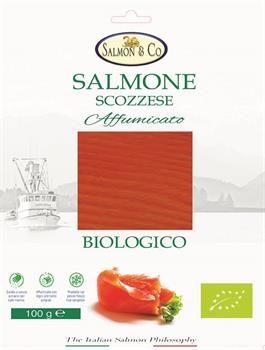 Salmone scozzese affumicato