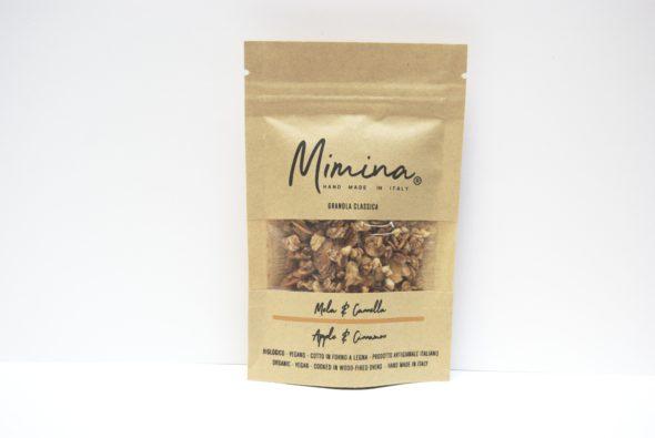 Mini Granola Mela e Cannella Mimina