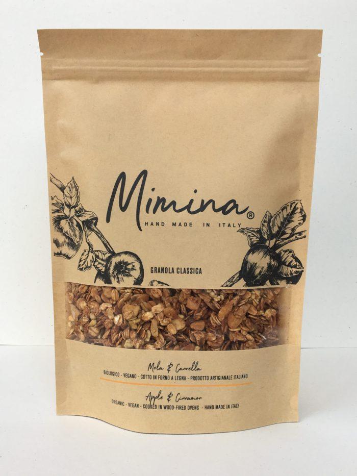 Granola Mela e Cannella - Mimina