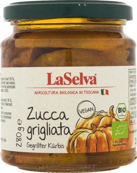 Zucca grigliata La Selva