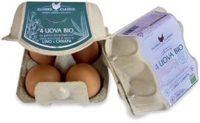 Uova di gallina nutrita con semi di Lino e Canapa