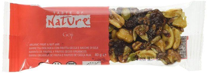 Barretta al Goji. Taste of Nature