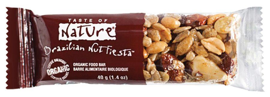 barretta alle noci del brasile-Taste of Nature