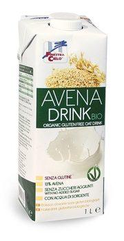 Bevanda di Avena con calcio