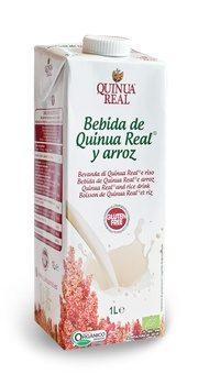 Bevanda di Quinoa e Riso-Quinoa Real®
