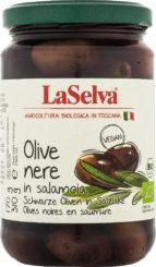 Olive Nere in salamoia-La Selva