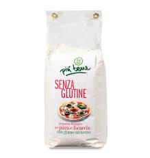 Preparato per Pizza e Focaccia con Grano Saraceno