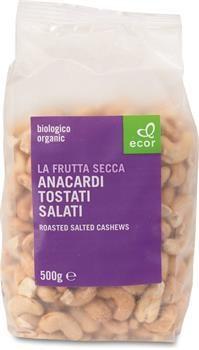 Anacardi Sgusciati Tostati e Salati