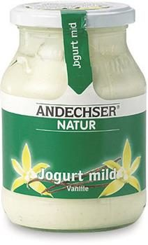 Yogurt alla Vaniglia