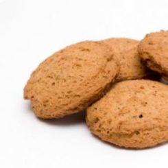 Biscotti di Grano Saraceno con burro