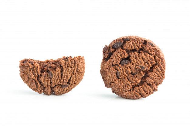 Cookies al Teff e Nocciole