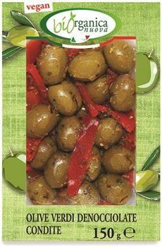 Olive Verdi Denocciolate Condite
