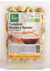 Tortelloni Ricotta e Spinaci La Spiga Bio