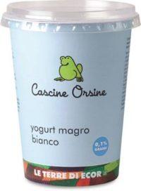 Yogurt Bianco Magro Cascine Orsine