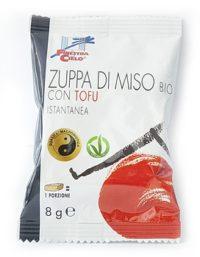 Zuppa di Miso Istant. con Tofu Monoporzione
