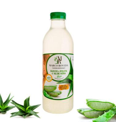 Succo e Polpa di Aloe