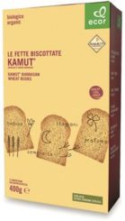 Fette biscottate di grano khorasan KAMUT®
