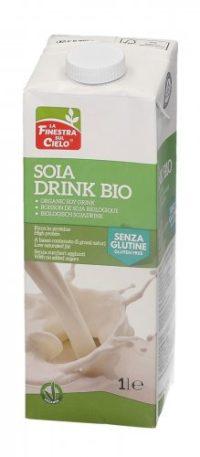 Bevanda Soia Drink Senza Glutine