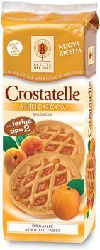 Crostatelle all'Albicocca (6x45g)