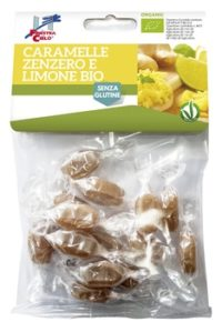 Caramelle Zenzero e Limone