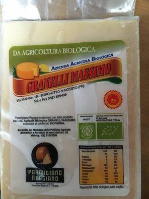 Parmigiano Reggiano 12 mesi - Confezionato