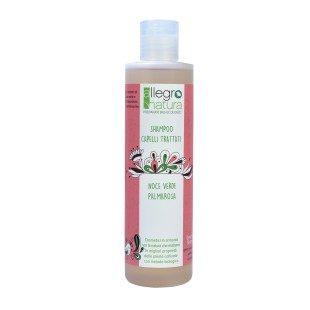 Shampoo Capelli Trattati Noce Verde e Palma Rosa