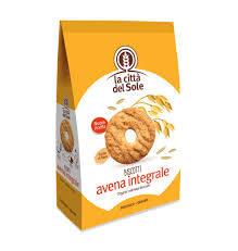 Biscotti di Avena Integrale