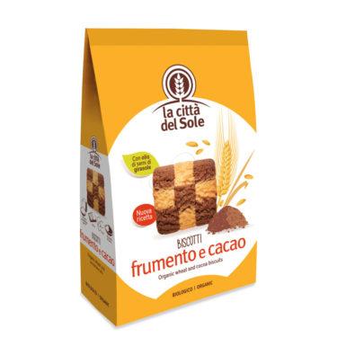 Biscotti Frumento e Cacao