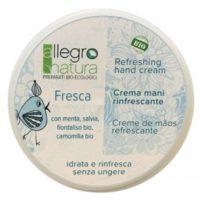 Crema mani rinfrescante