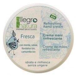 Crema mani Fresca