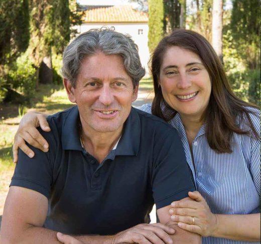 Paola e Carlo del Cerreto