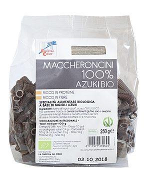 Maccheroncini 100% Azuki bio