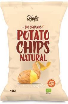 Patatine con sale