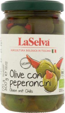 Olive con peperoncini